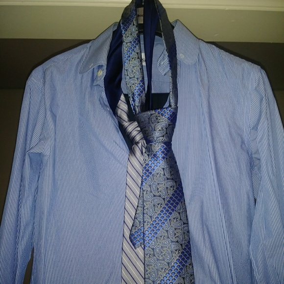 Insight Other - Men's sport coat and pants shirt and ties